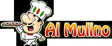 Logo Pizzeria Al Mulino Stuhr